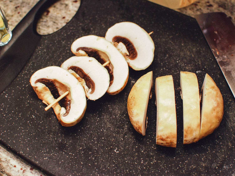 Как приготовить лаваш-гриль