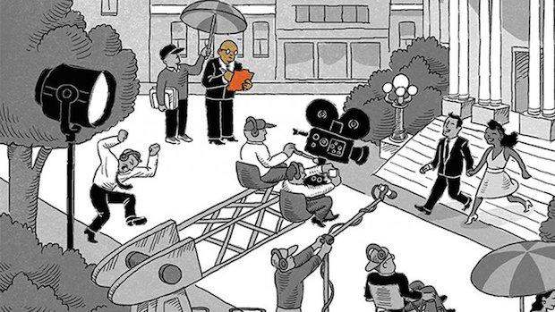 зарплаты голливуда продюсер