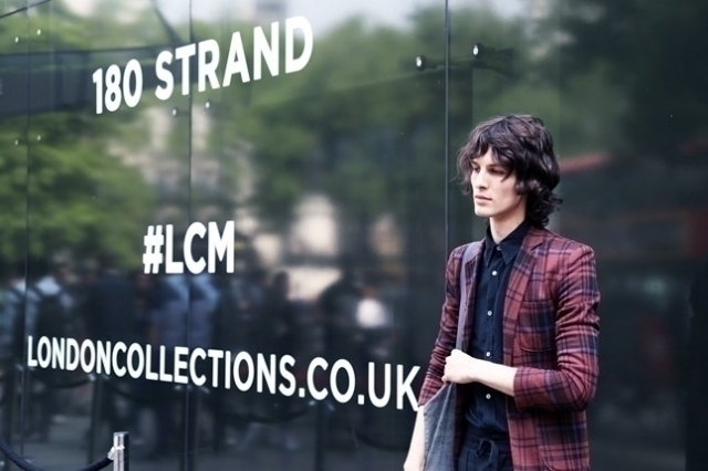 LONDON COLLECTION MENS SS`2017
