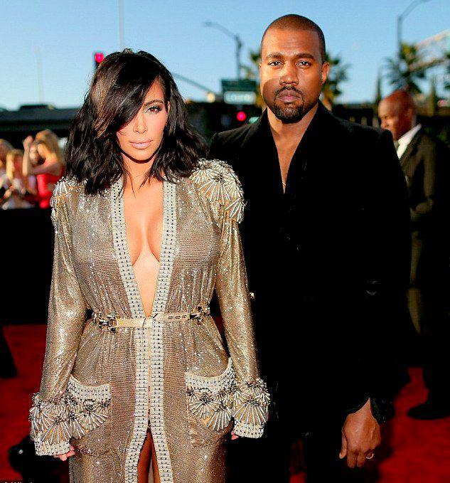 Ким и Канье фото