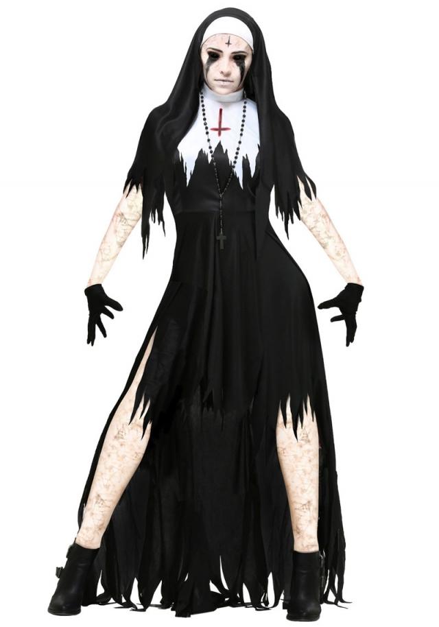 костюм на Хэллоуин