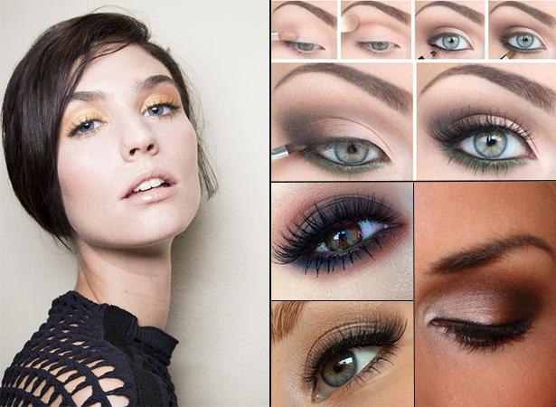 1c68fb55c8c Buduaar - Как выбрать макияж на Новый год  3 варианта для разных ...