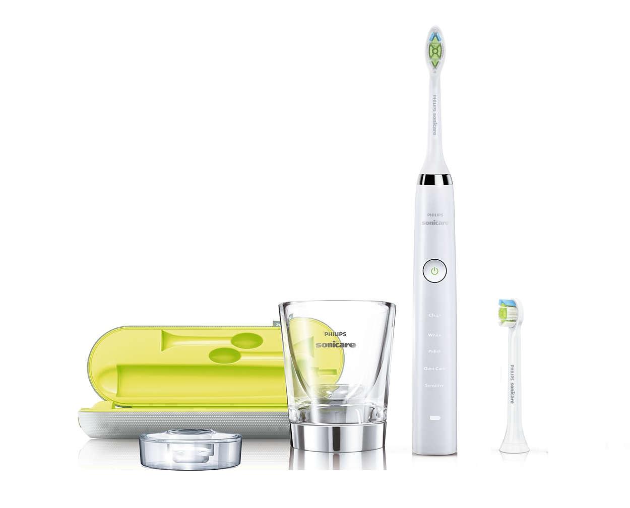 Philips Sonicate DiamondClean электрическая зубная щетка