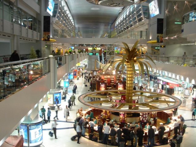 Дубайский международный аэропорт