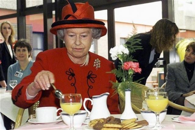 Питание Елизаветы II: диета, французская еда и шоколадные десерты