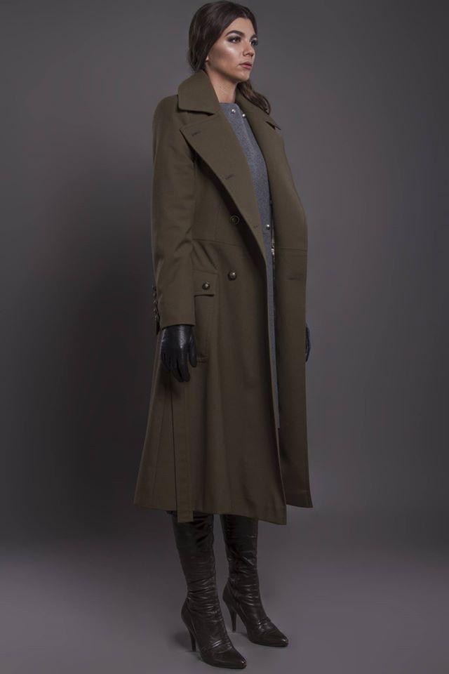 Где купить модное демисезонное пальто