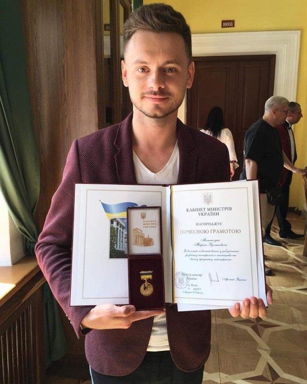 Умер украинский актер Тарас Мельничук