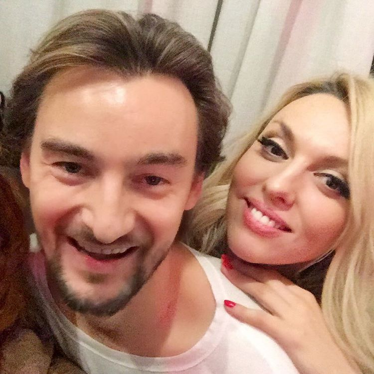 Полякова и Бадоев