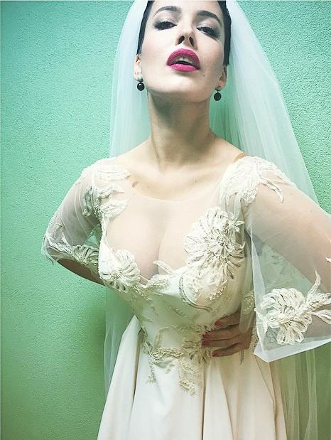 Астафьева невеста