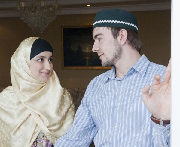 брачная ночь у чеченцев