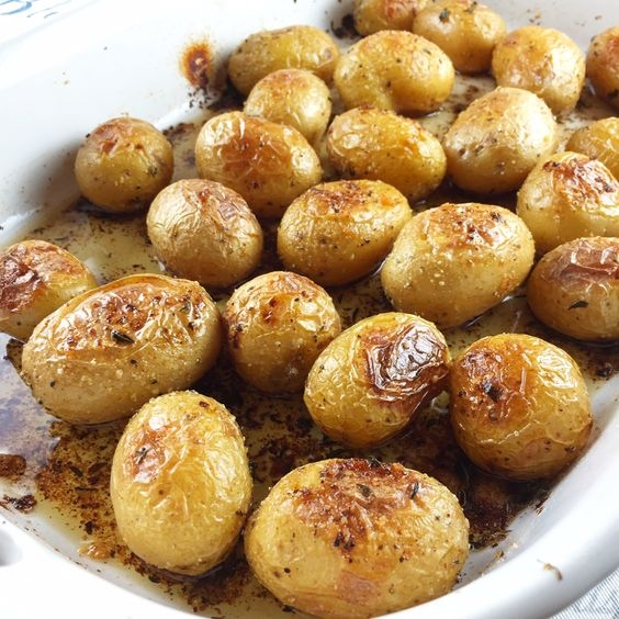Картофель Айдахо в духовке Пошаговый рецепт с фото