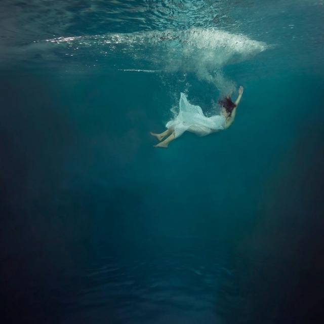 под водой климакс