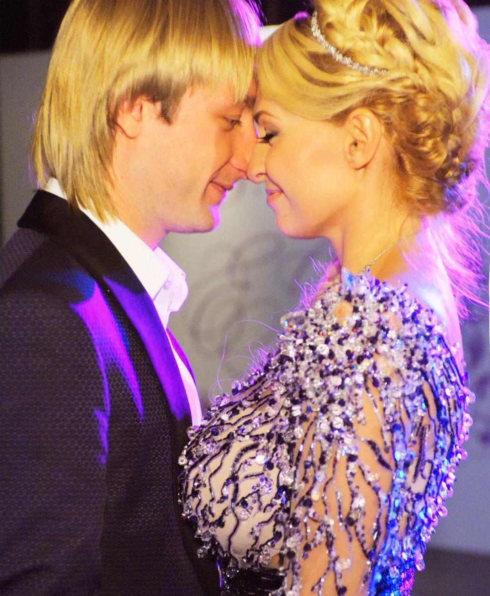 Свадьба Яны Рудковской и Евгения Плющенко (фото) Конферансье 15