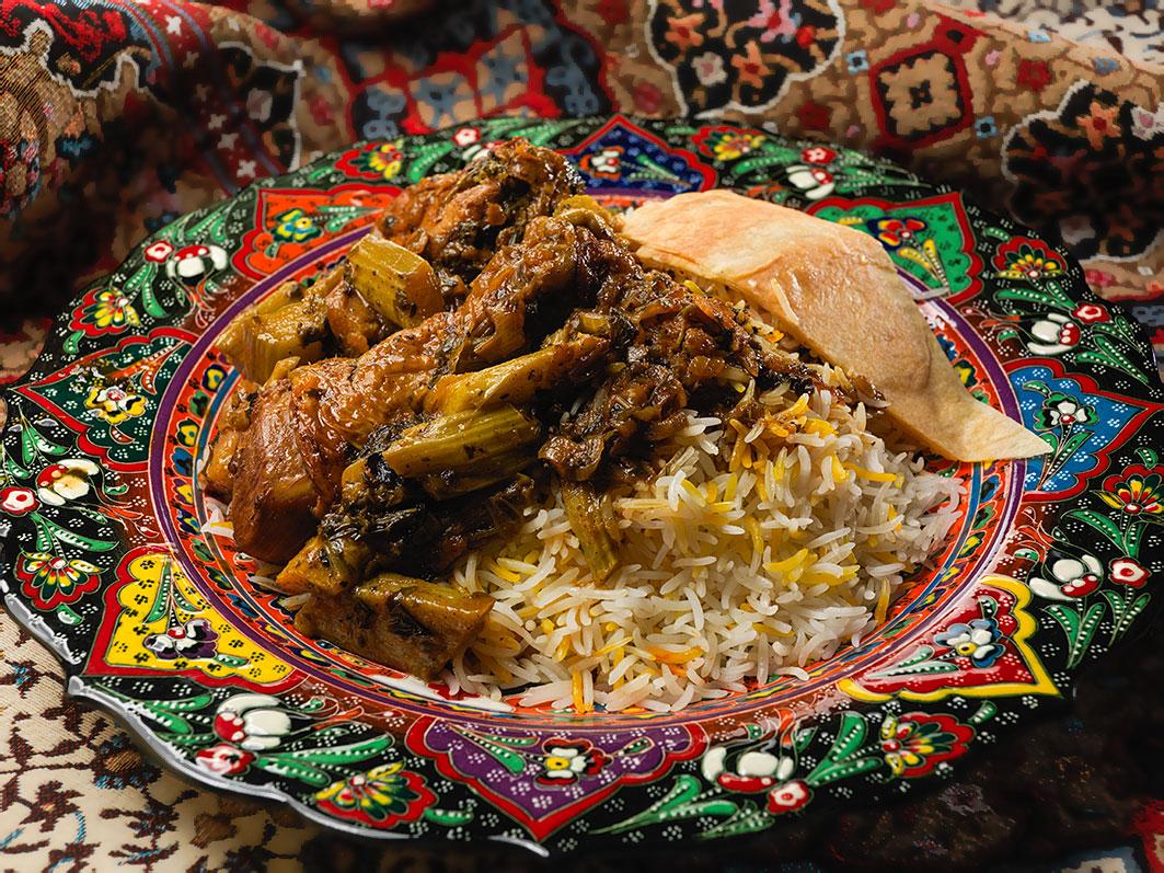 Рецепт блюд из ревеня