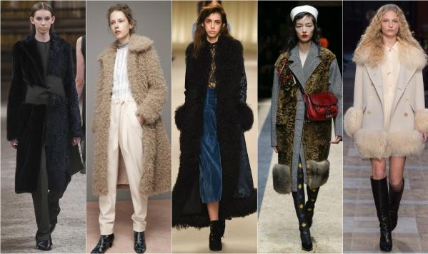 какие пальто осень-зима 2016 2017 в моде