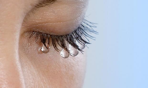 слезы