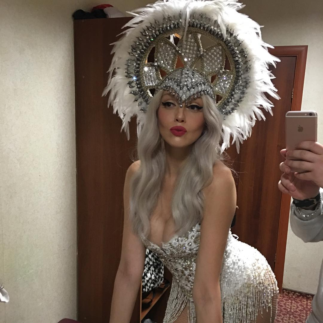 Полякова 2016 фото