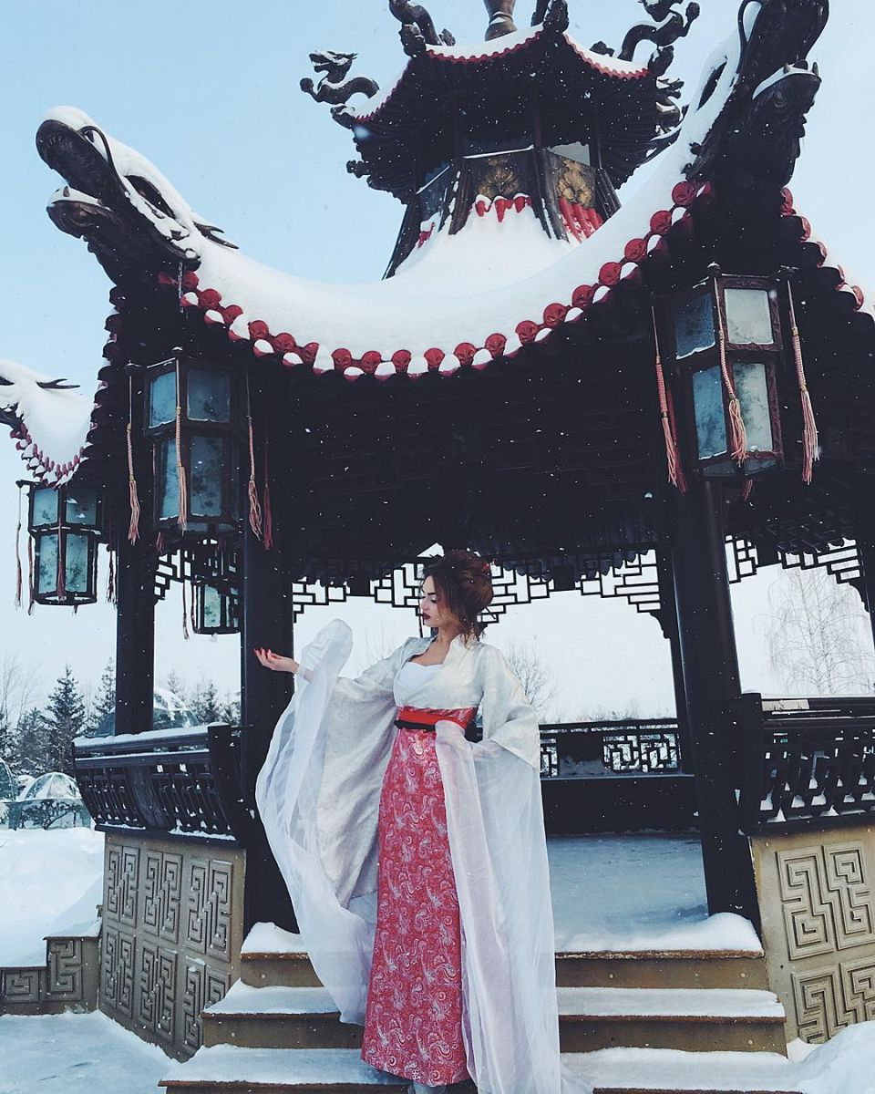 Водонаева гейша 2016