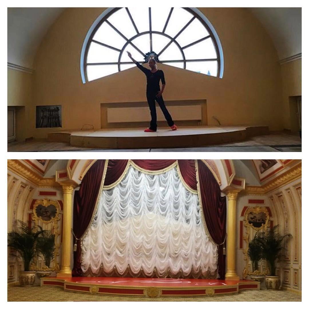 театр Волочковой