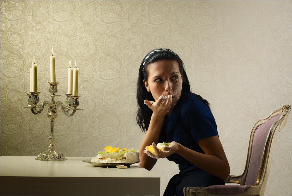 Как работает жевательная диета