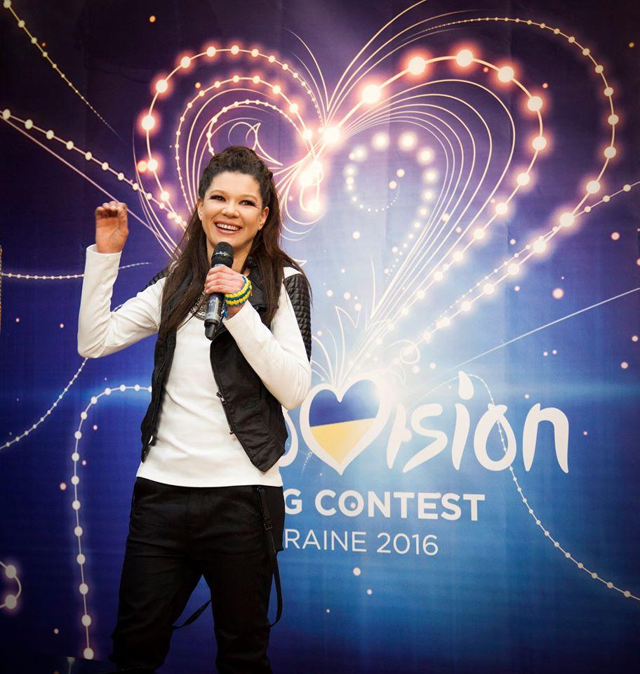Руслана Евровидение 2016