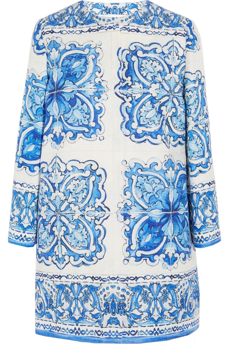 ������� ��� ���������: Dolce & Gabbana ��������� ����� ���������� ���������