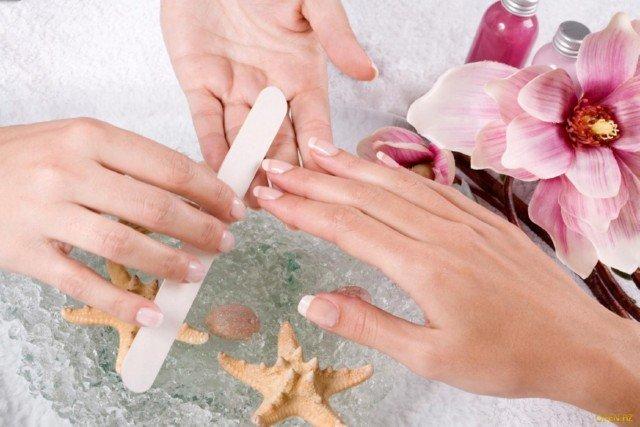 Как сделать детокс ногтей