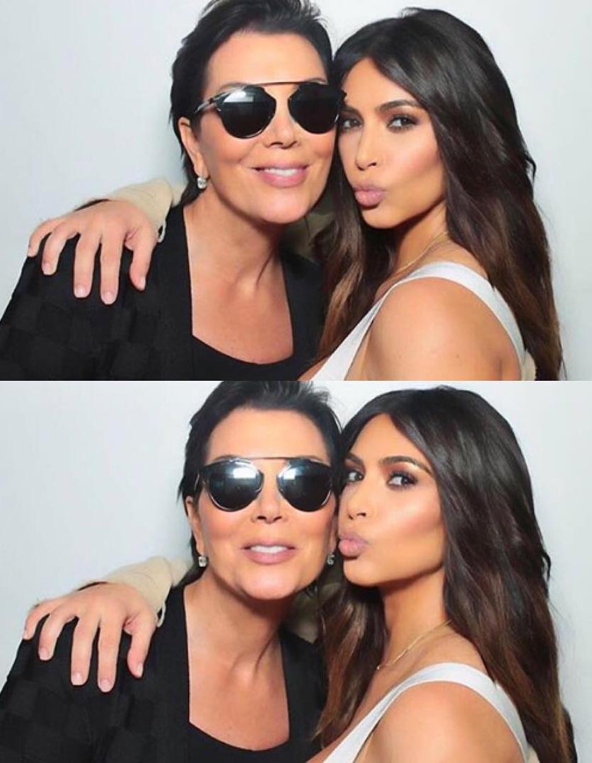 Ким и Крис 2016