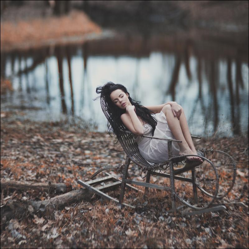 Сон на природе