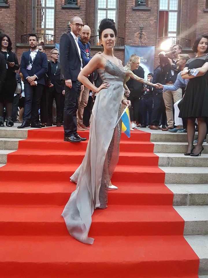 Джамала Евровидение 2016