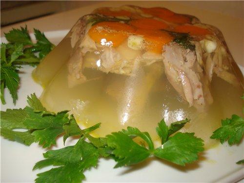 На нашем кулинарном сайте легко найти все про холодец из петуха рецепт, качественные рецепты