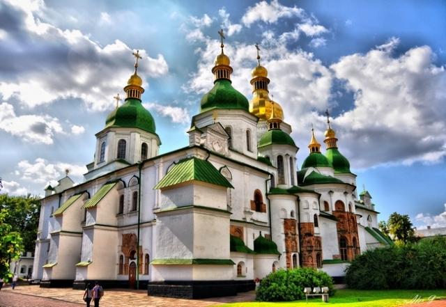 Храм киев