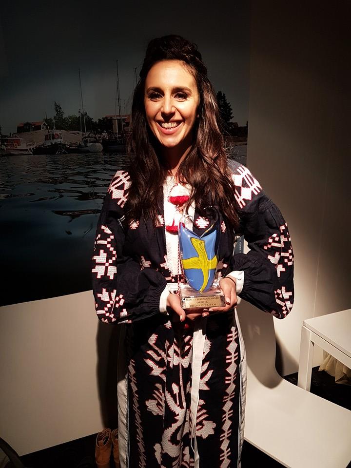 Джамала получила уже вторую награду фото