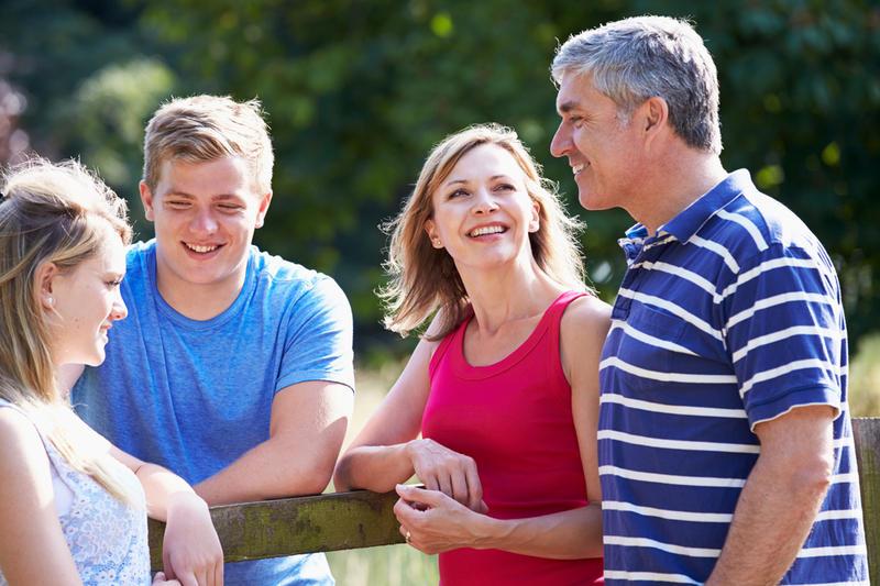 знакомство с родителями фото