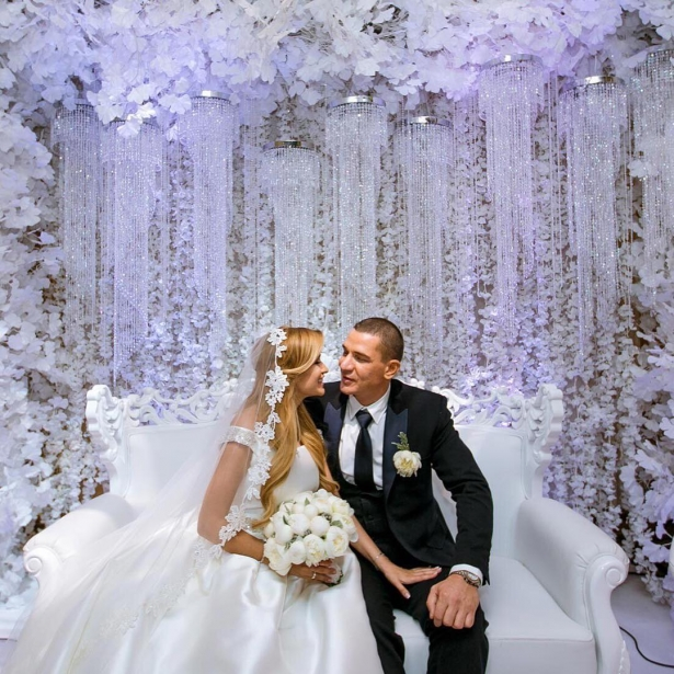 свадьба бородиной и курбана омарова