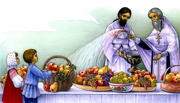 Смотреть Медовый спас - праздник 14 августа. Первый Спас. Маковый Спас видео