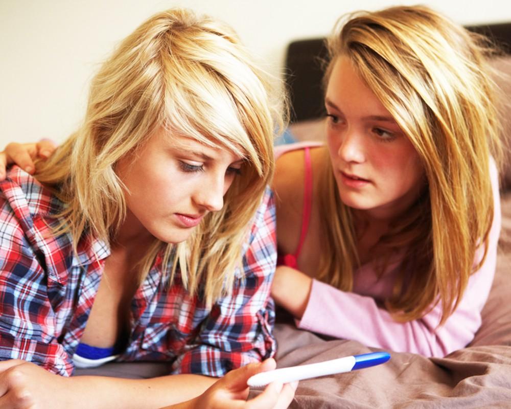 подростковая беременность что делать