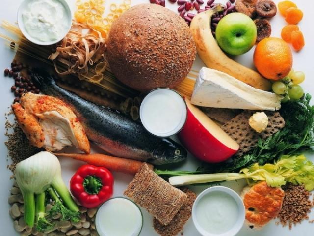 питание осенью