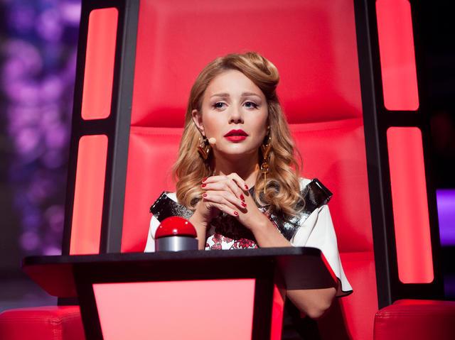 Тина Кароль Голос 2016