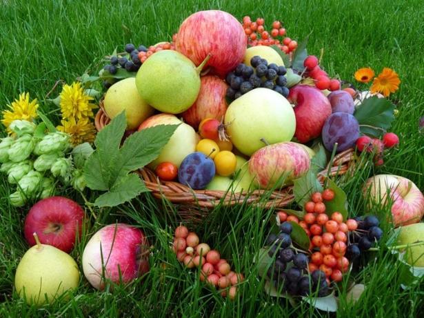 , яблочный спас что святят,