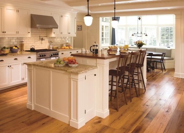 дизайн кухни с барной стойкой идеи