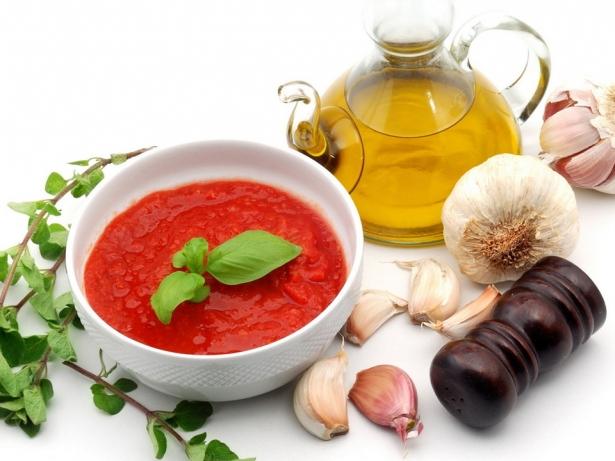 альтернатива вредным соусам