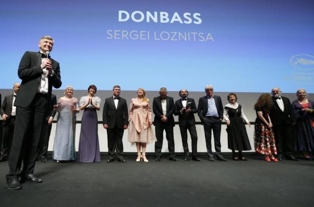 """""""Донбасс"""", Сергей Лозница"""