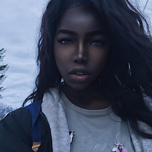 Как и где познакомится с темнокожей девушкой фото 626-611