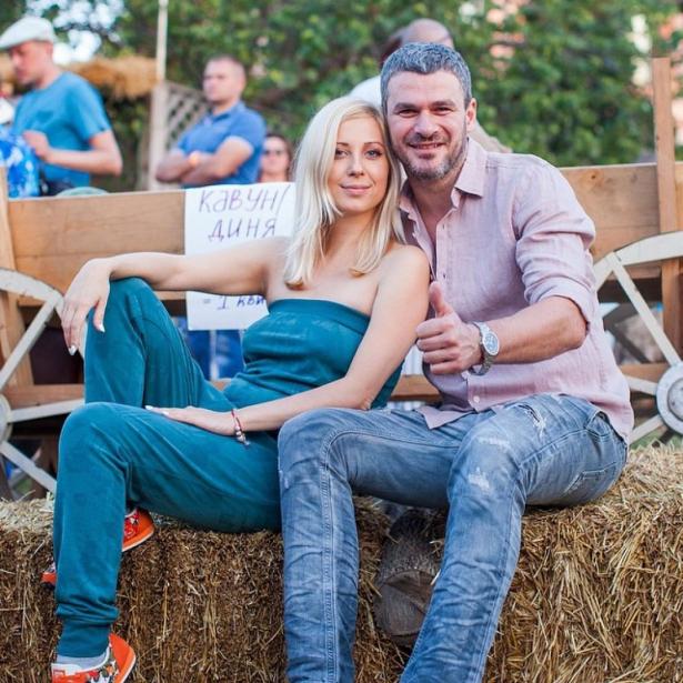 Тоня Матвиенко иАрсен Мирзоян назначили дату свадьбы