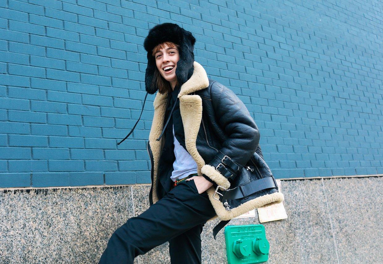 Street style: гости Недели моды в Нью-Йорке, 2016/17