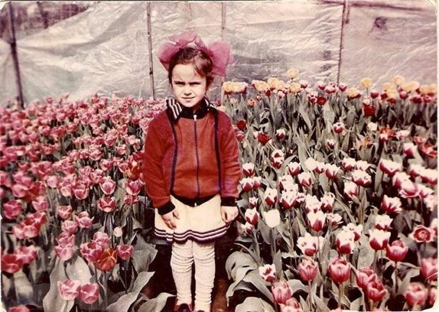 Вчесть Джамалы назвали новый вид тюльпанов