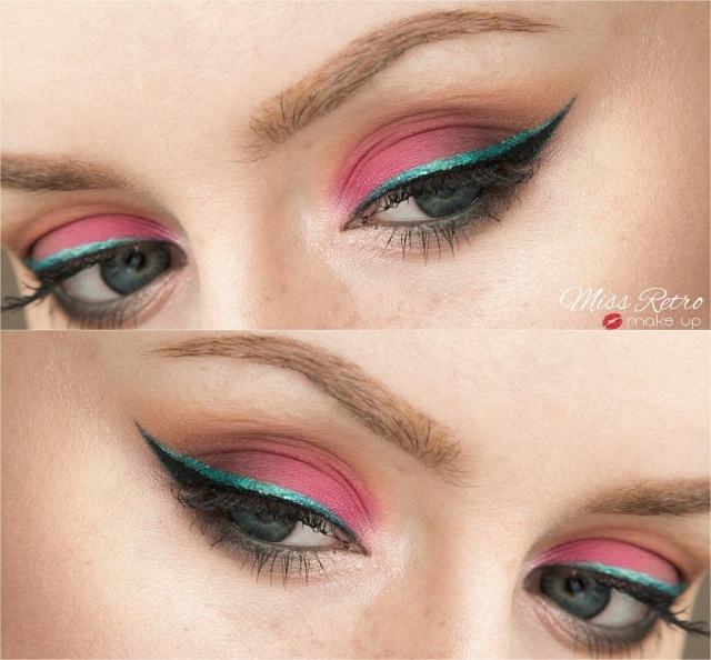 Pink Eye Makeup As Trend Spring 2017 Photovideo Fashion