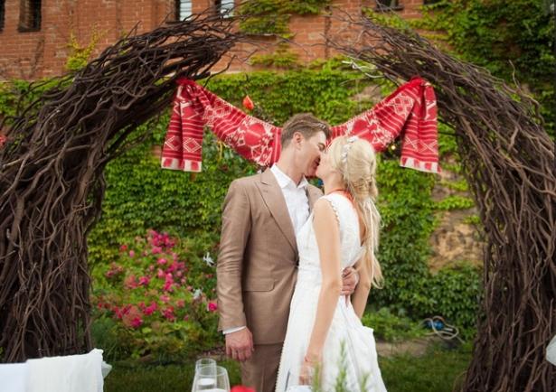 свадьба никитина и горбачевой