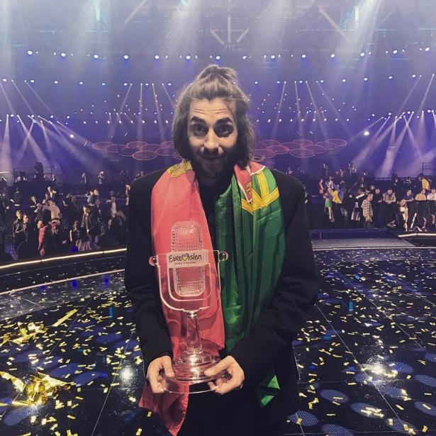 Впервом полуфинале Евровидения-2017 определились победители